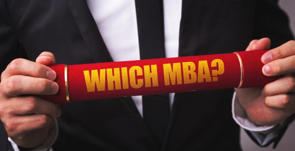 Online MBA Specializations